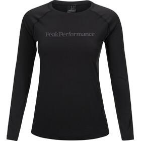 Peak Performance Gallos Co2 LS Shirt Dam black